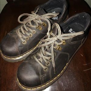 Dr. Martens Chunky Oxford Lace-ups